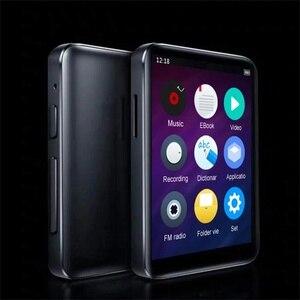 Image 3 - CHENFEC C5 métal mince 16GB MP4 lecteur de musique Bluetooth 1.8 pouces MP4 lecteur de musique avec FM, E book, microphone HiFi MP4 lecteur