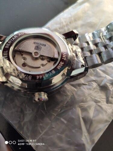 -- Automático Masculino Relógios