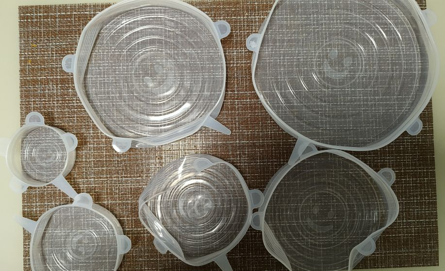 Ultimate Food Preservation Silicone Lids photo review