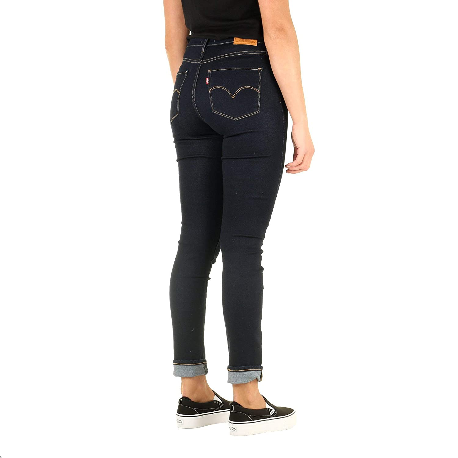 Levi/'s 721 High Rise Skinny Women/'s Jeans To the Nine