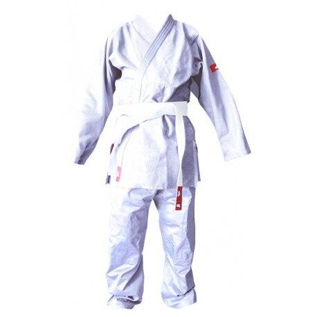JUDOGI YOSIHIRO-KIMONO JUDO - 100% ALGODON INCLUYE CINTURON BLANCO - 0/130CM - COLOR BLANCO