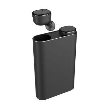 Bluetooth Headset with Microphone Daewoo DA-30 2100 mAh Black