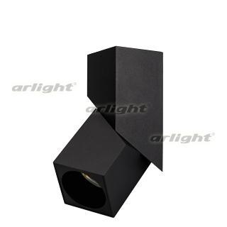 026770 downlight sp-twist-surface-s60x60-12w day4000 (Bk, 30 deg) Arlight 1-piece