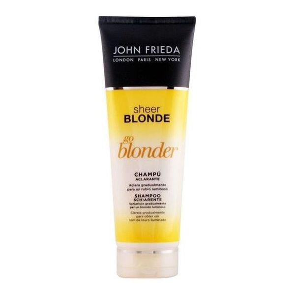 Clarifying Shampoo Blondes Sheer Blonde John Frieda