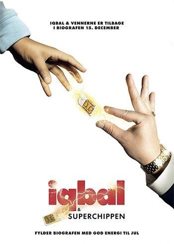 伊克巴尔之超级芯片 海报