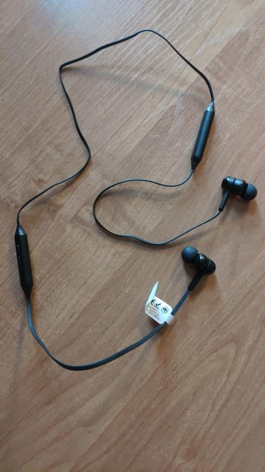 Baseus S06 Wireless Bluetooth Earphone Magnetic Neckband Bluetooth Headset Sport Earphone Stereo Headphone For Samsung Xiaomi|Bluetooth Earphones & Headphones|   - AliExpress