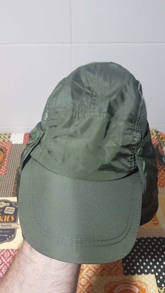 Bonés de pesca Proteção Esporte Chapéu