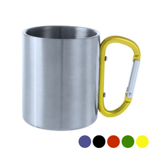 Mug with Carabiner Handle(210 ml) 144509