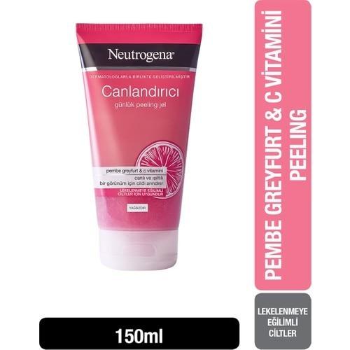 Neutrogena Refreshing Exfoliating Pink Grapefruit 150 ml 1