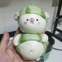 草莓猪&西瓜猪的做法图解27