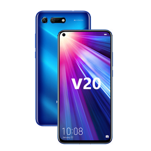 Image 5 - honor v20  Honor View 20 Link Turbo Smartphone Honor V20 Android 9 Support NFC fast charge Mobile Phone