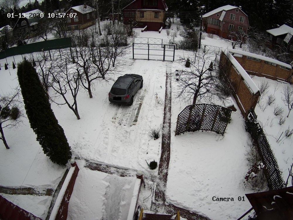 -- Câmera Câmera Impermeável