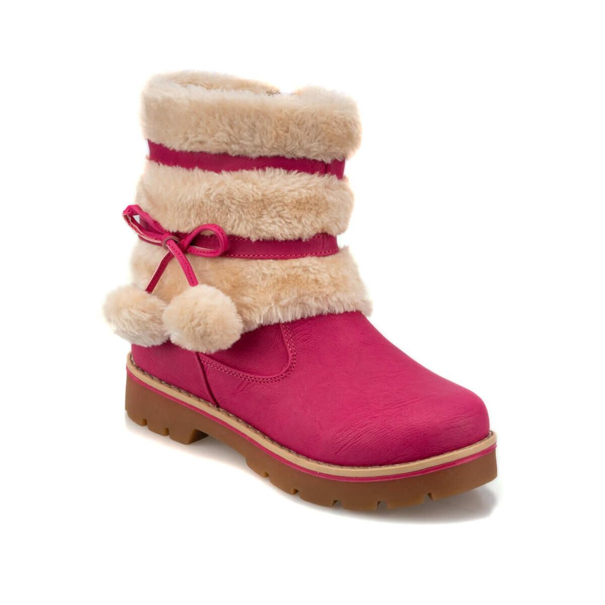 FLO 92.512006.P Fuchsia Girls Children Boots Polaris