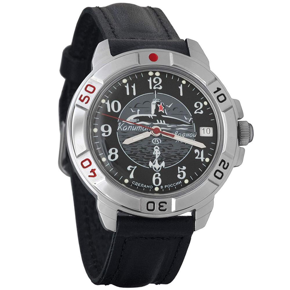 Watch Vostok Komandirskie 431831 Mechanical Hand Winding Commander Submarine