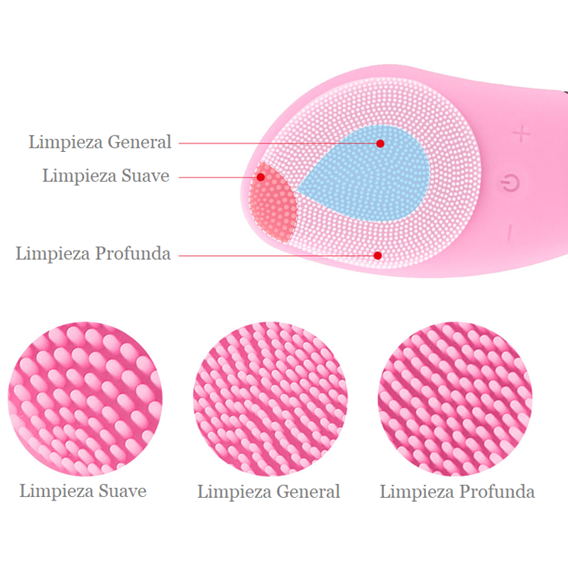 Soft Touch Clean Limpiador Facial Resistente al Agua