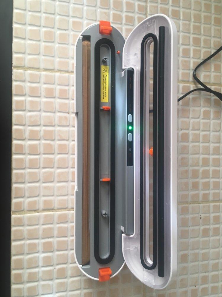 3 Rolls Vacuum Food Storage Bag For VacuSealer™ Packaging Machine photo review