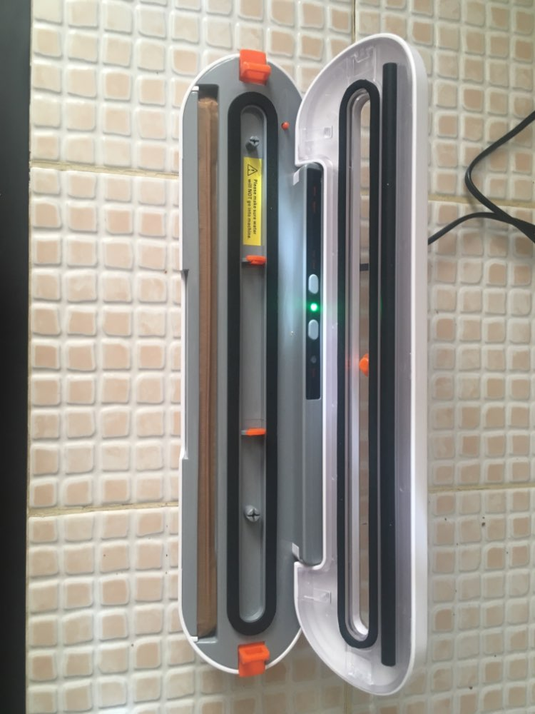 3 Rolls Vacuum Food Storage Bag For VacuSealer™ Machine photo review