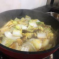 猪肉白菜炖粉丝,马克西姆不粘锅的做法图解5