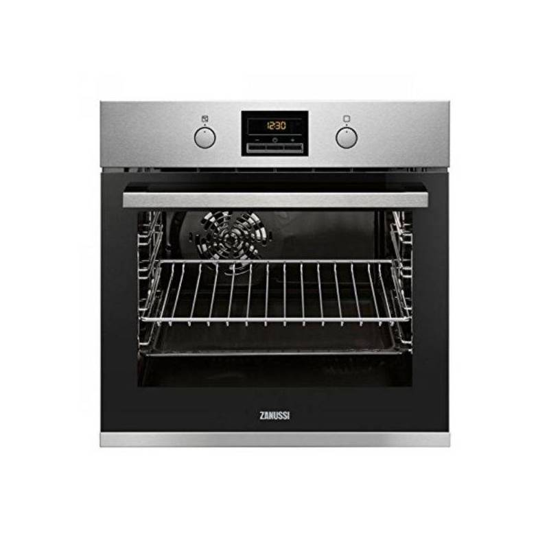 Multifunction Oven Zanussi ZOP37922XU 57 L 2515W TO + Inox Black