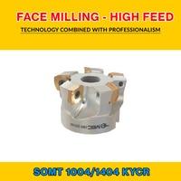 TK SOMT 14 005 KYCR FACE MILLING   HIGH FEED BMR 63X5 022 SOMT 1404|Hob|   -
