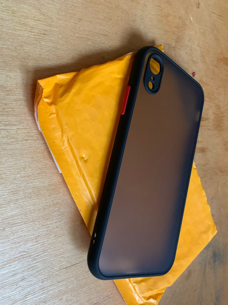 Matte Phone Case for iPhone photo review