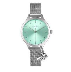 Vrouwen Horloge Met Hanger Milanese Armband Zonlicht