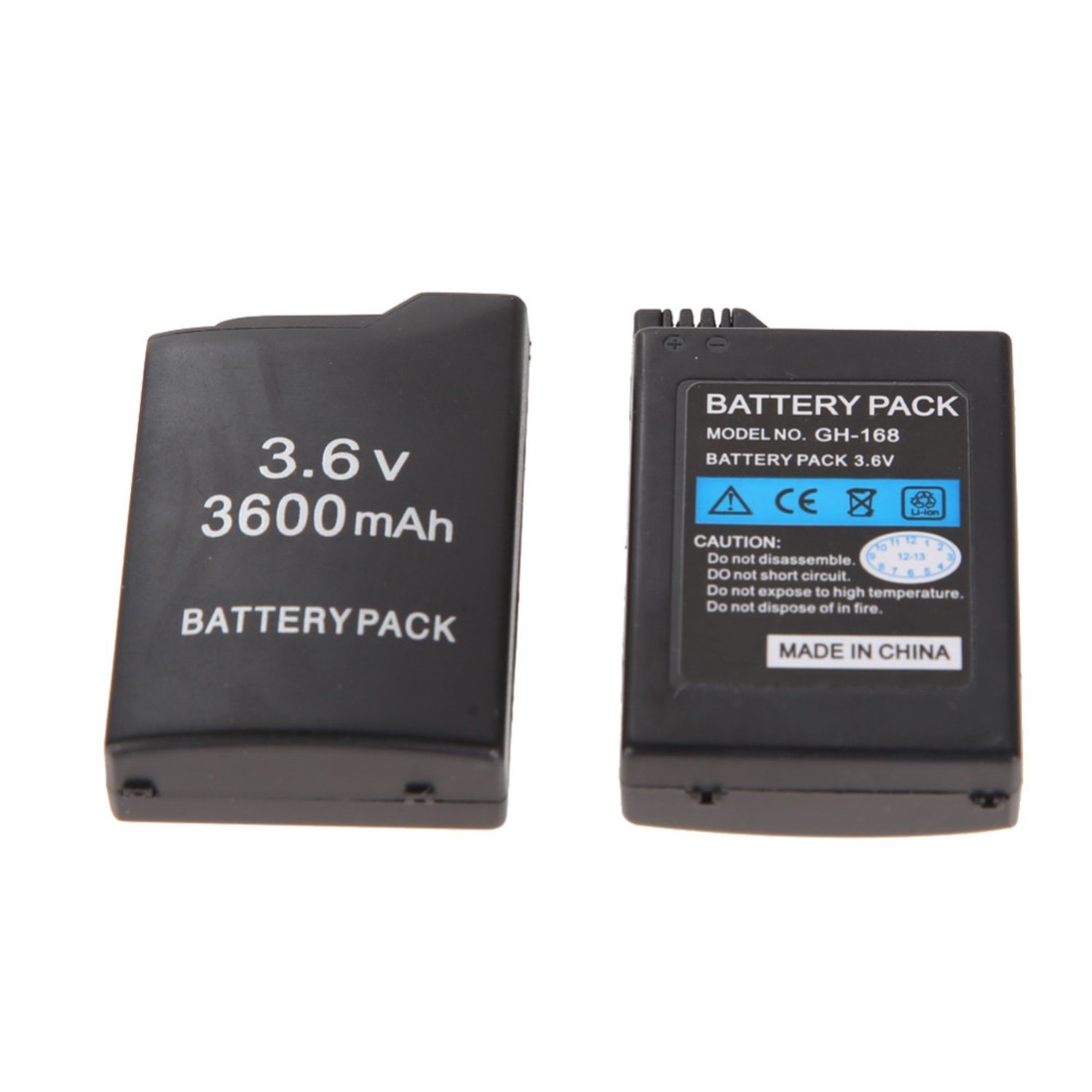 Battery For Sony PSP 3600 Mah