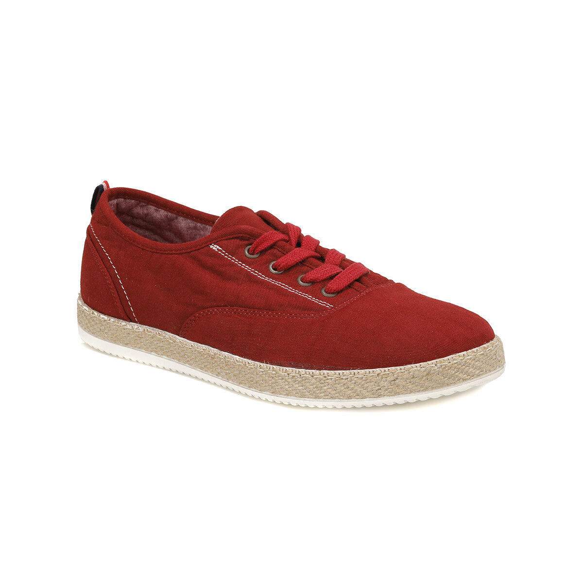 FLO ULB-01 Burgundy Men 'S Shoes Panama Club