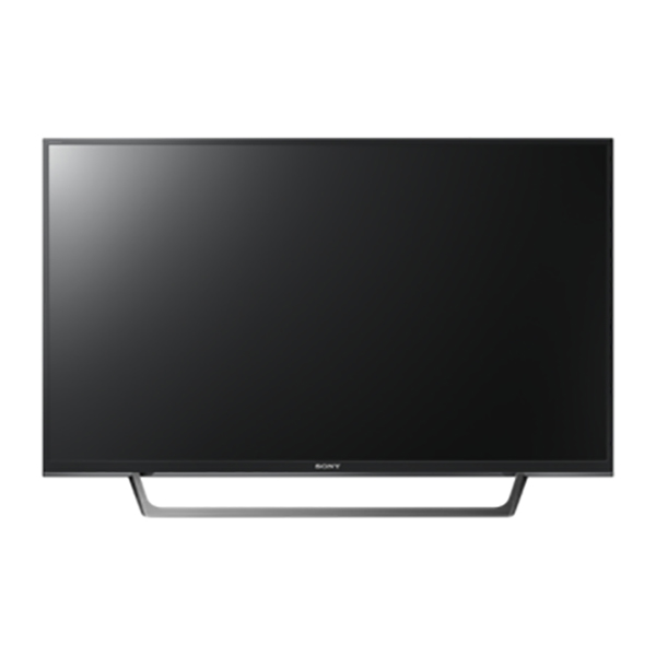 Smart TV Sony KDL32WE610 32 HD Ready LED HDR 1000 Schwarz