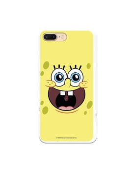 Funda para iPhone 7 Plus Oficial de Nickelodeon Bob Alegre - Bob...