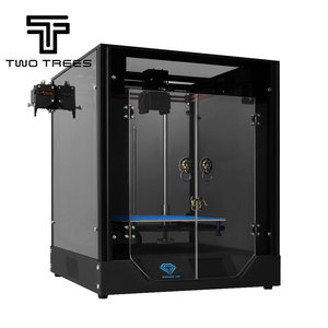 Image 3 - EU RU Warehouse TWO TREES 3D Printer Sapphire Pro Core XY BMG Extruder High precision DIY Kits 3.5 inch touch screen MKS TMC2208