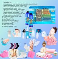 Cambrian Skin Care Kit Home Spa Treatments Mineral Water High in Minerals and Salts