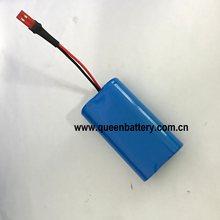 Reflektor wiertarski power bank 18650 35ET 35E MJ1 GA 7000mAh 7AH 1S2P 3.7v 3.6v z PCB/PCM 4mos (10A) z akumulatorem JST