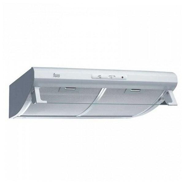Conventional Hood Teka C6310WH 60 Cm 235 M3/h 66 DB 186W White