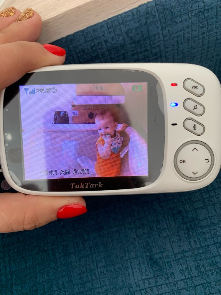 3.2 inch Wireless Video Color Baby Monitor High Resolution Baby Nanny Security Camera  Night Vision Temperature Monitoring monitor temperature monitor security camerasmonitor baby - AliExpress