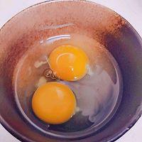 鸡蛋火腿饼的做法图解2