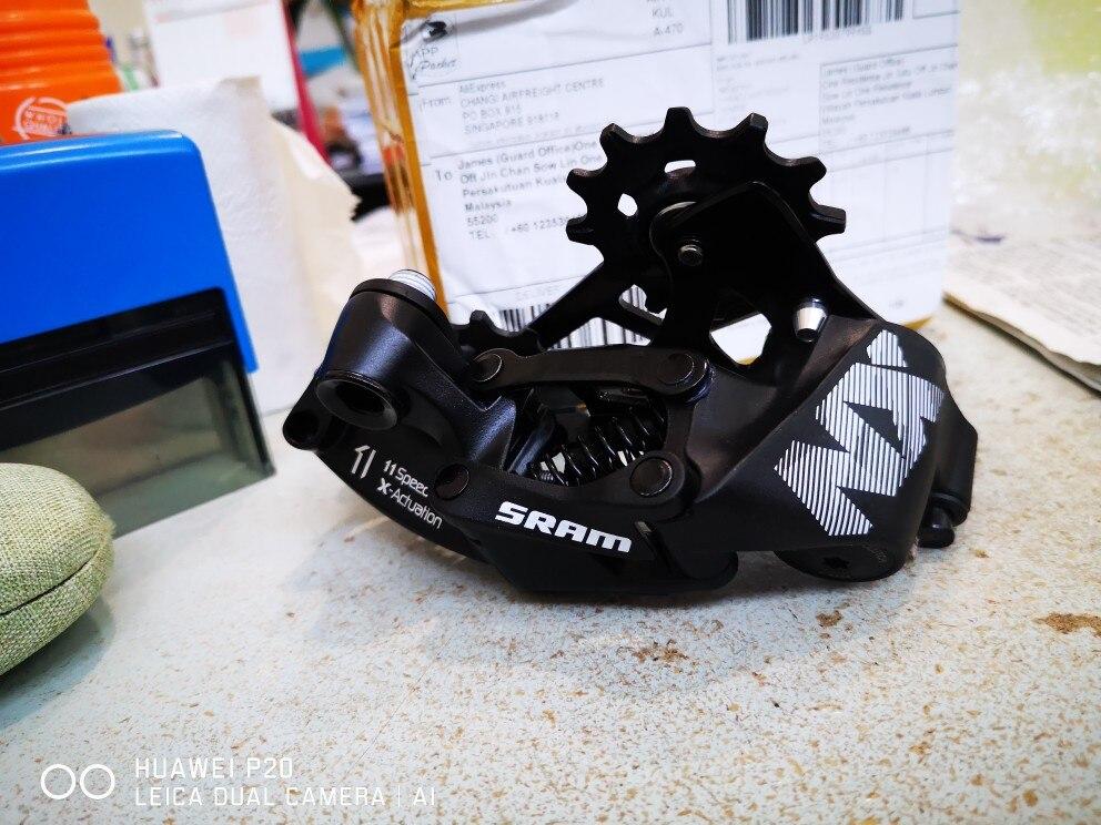 SRAM  NX 1x11 11 Speed MTB Bicycle Rear Derailleur Long Cage Black bicycle rear derailleur rear derailleurspeed cage - AliExpress