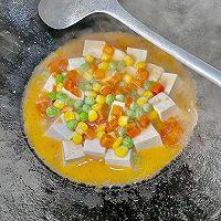 #太太乐鲜鸡汁芝麻香油#鲜鸡汁豆腐的做法图解5