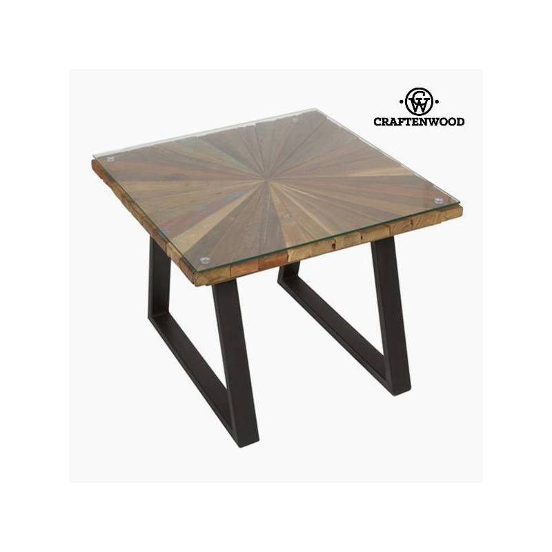 Square Coffee Table Wood-The Collection Autumn Craftenwood
