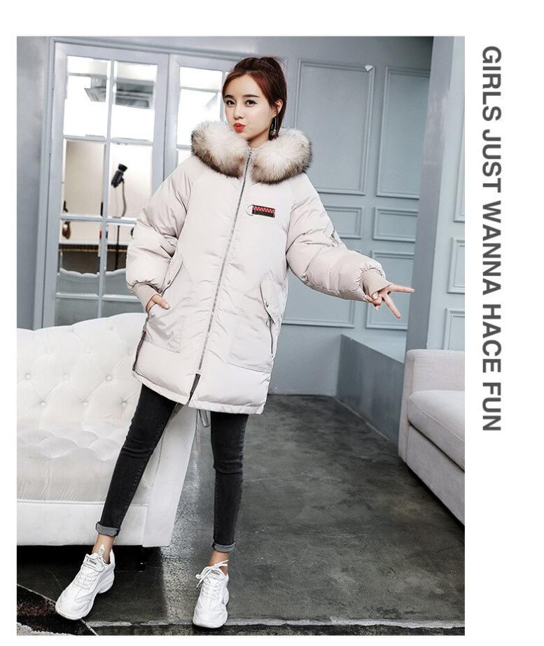 date coton veste Sustans   pais l  che broderie chaud bien femmes hiver veste    capuche hiver manteau femmes Parkas M 3XL-in Parkas from Women's Clothing    1