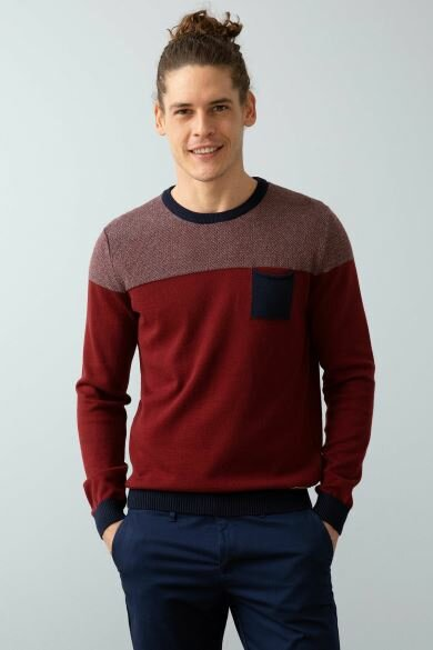 U.S. POLO ASSN. Bordeaux Standard Sweater