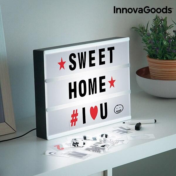 InnovaGoods светильник для кинотеатра