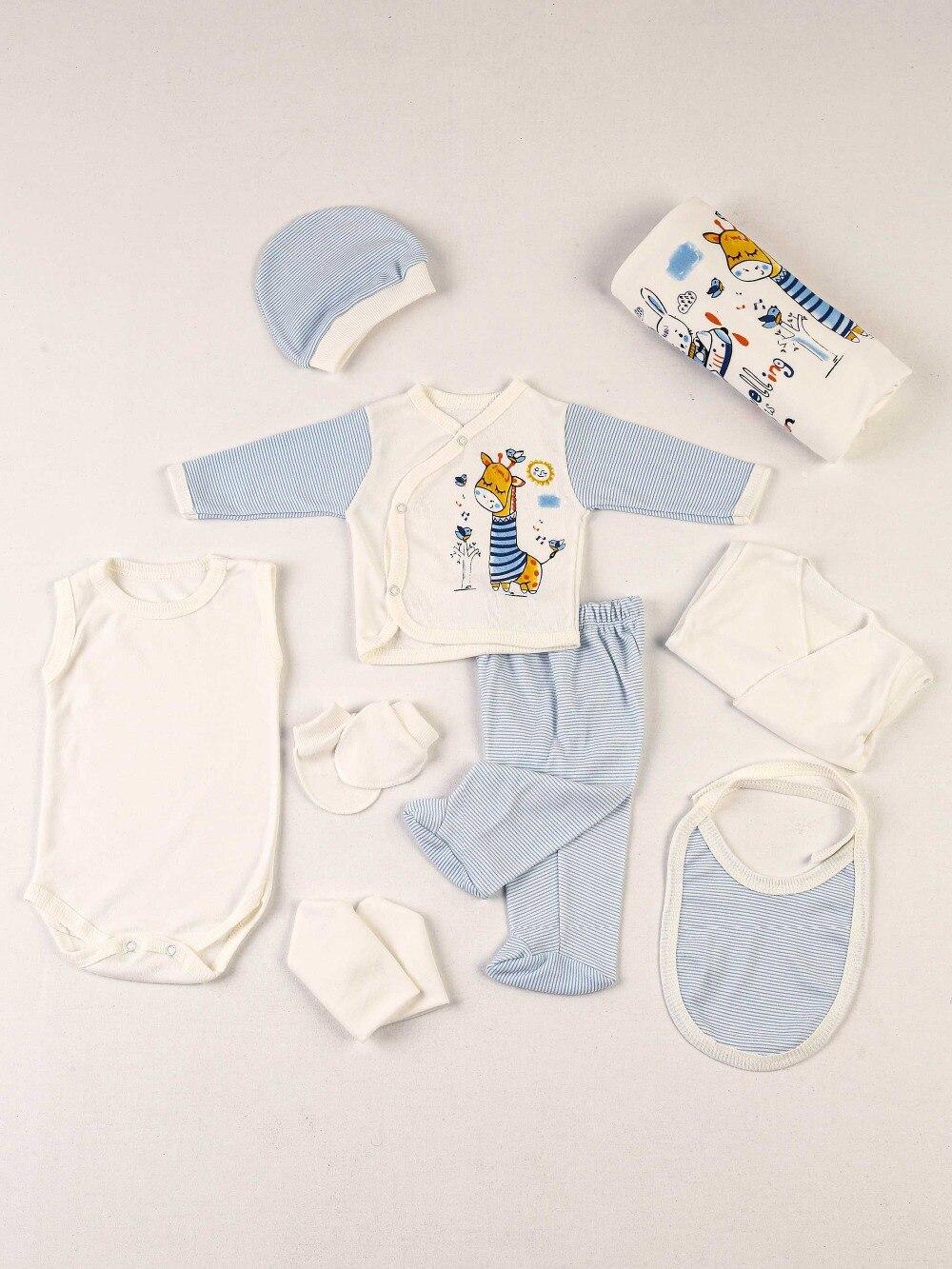 082-9006-015 Mavi Yenidoğan Erkek Bebek 10 lu Hastane Çıkışı (1)