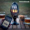 InnovaGoods светодиодный светильник пламени и bluetooth-динамик