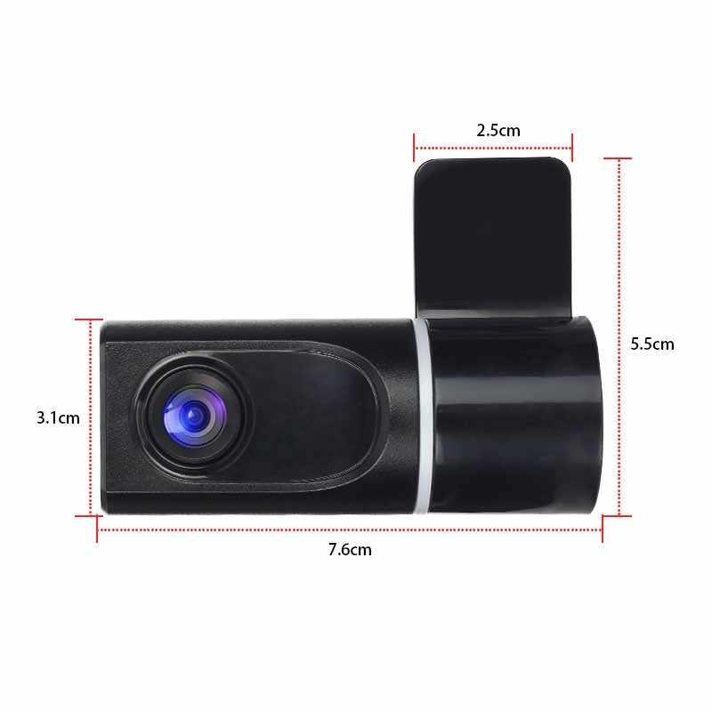 أندرويد USB سيارة كاميرا DVR مع وظيفة ADAS 1080P HD مسجل فيديو للسيارة 360 درجة الدورية اكسسوارات السيارات الإلكترونية داش كام