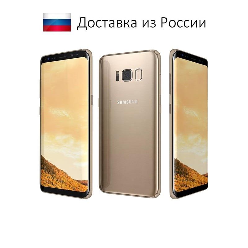 Смартфон Samsung Galaxy S8/S8 Plus 64GB 2-SIM (DUOS)