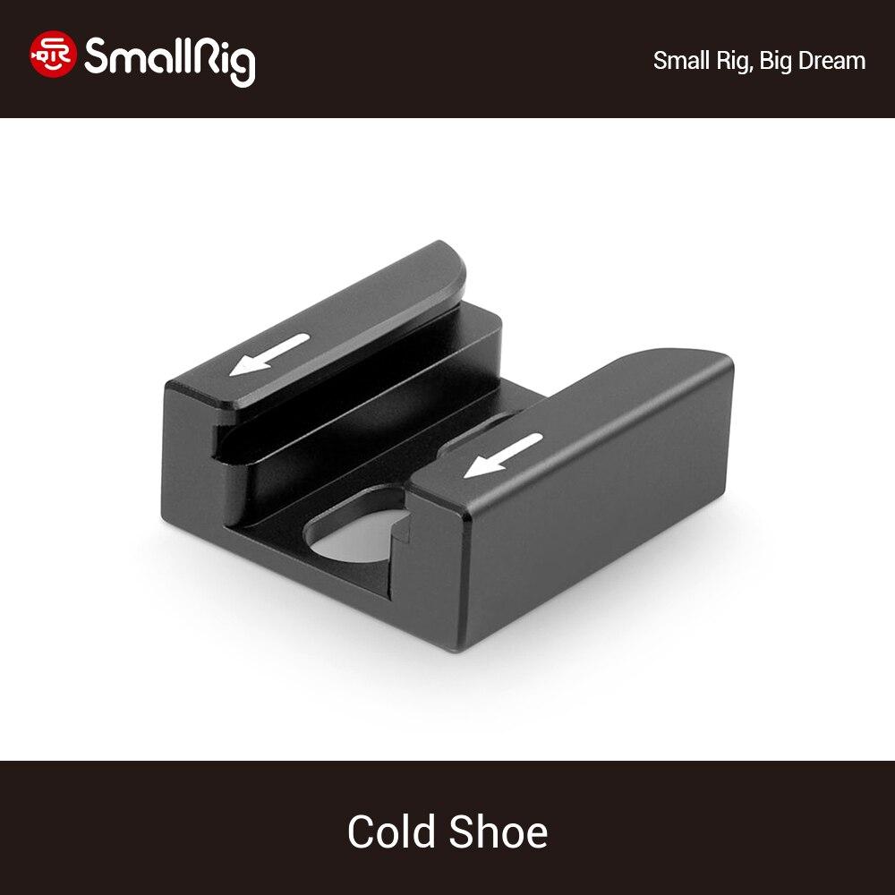 SmallRig uniwersalny zimno Adapter do montażu uchwyt z śruby mocujące do klatka operatorska/płyta zestaw/mikrofon/LCD/Monitor -1960