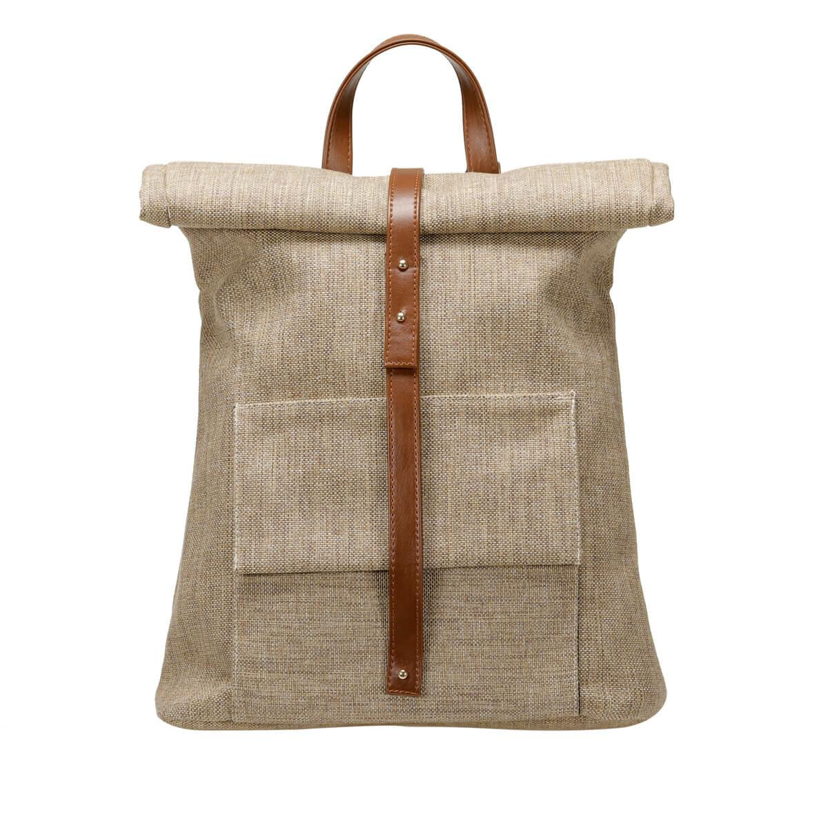 FLO MLS7 TAN BACKPACK Tan Women 'S Backpack BUTIGO
