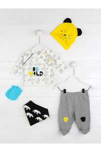 Clothing-Sets Hospital-Outlets Newborn Baby-Boy Products 14months Babies Fashion Casual