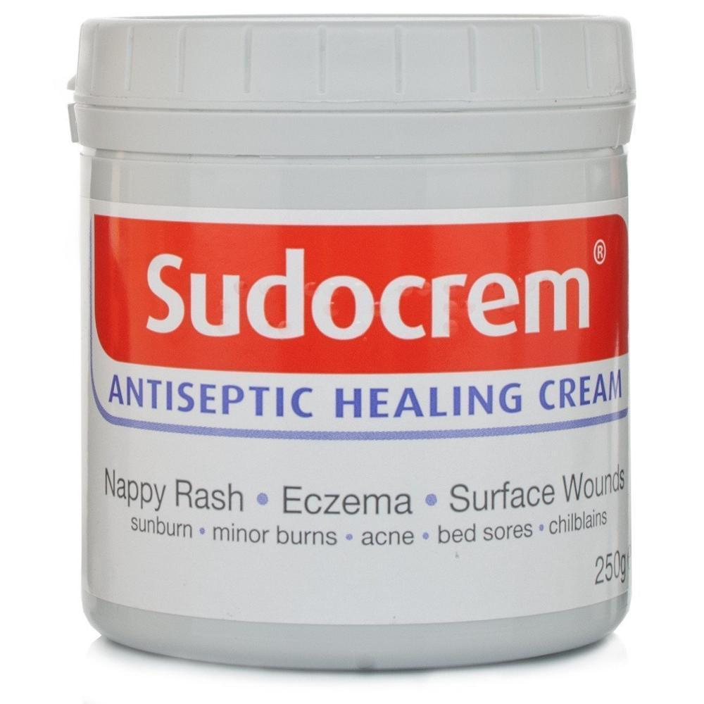 Sudocrem Baby Care Cream 250gr. Relieves Red, Irritated Skin Restores Proper Moisture